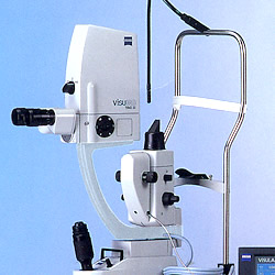 Carl Zeiss 網膜光凝固装置